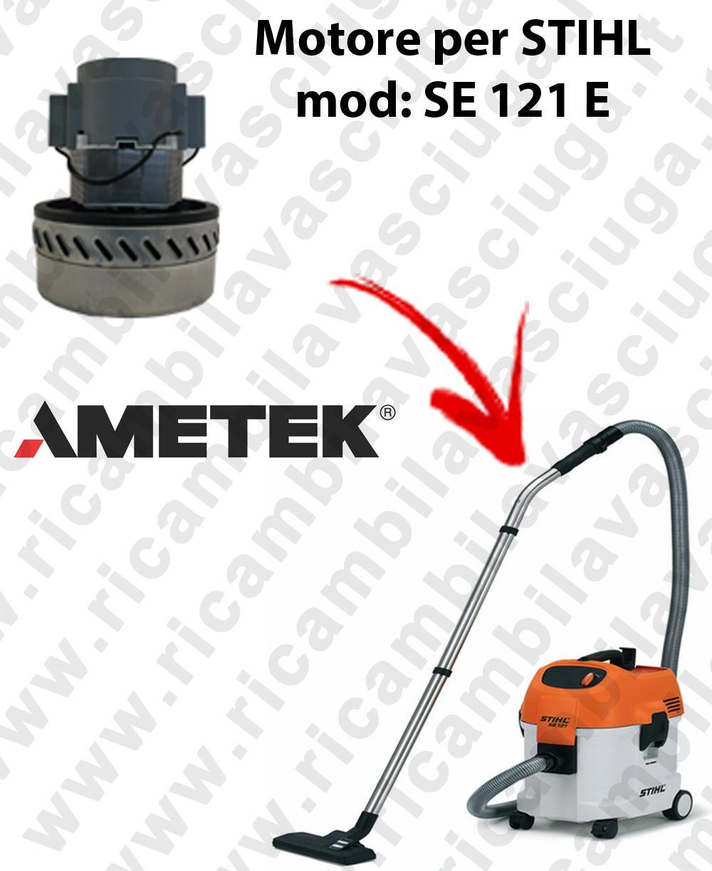 Motore aspirazione AMETEK per aspirapolvere SE 121 E - STIHL