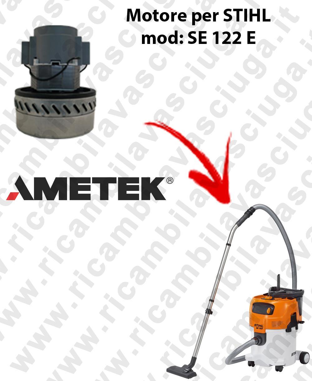 Motore aspirazione AMETEK per aspirapolvere SE 122 E - STIHL
