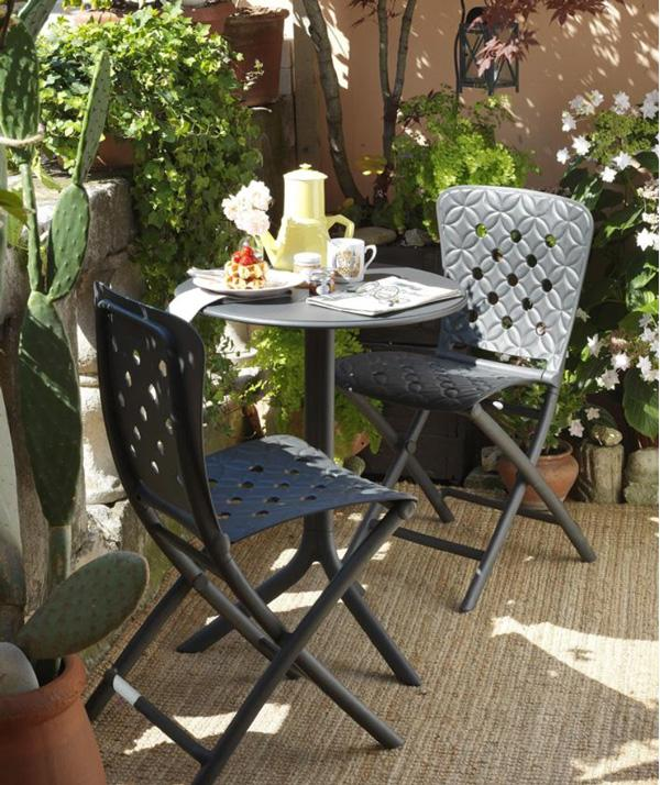 Zic Zac Di Nardi Il Set Da Arredo Per Balcone : Arredo giardino quali sono le tendenze per l estate