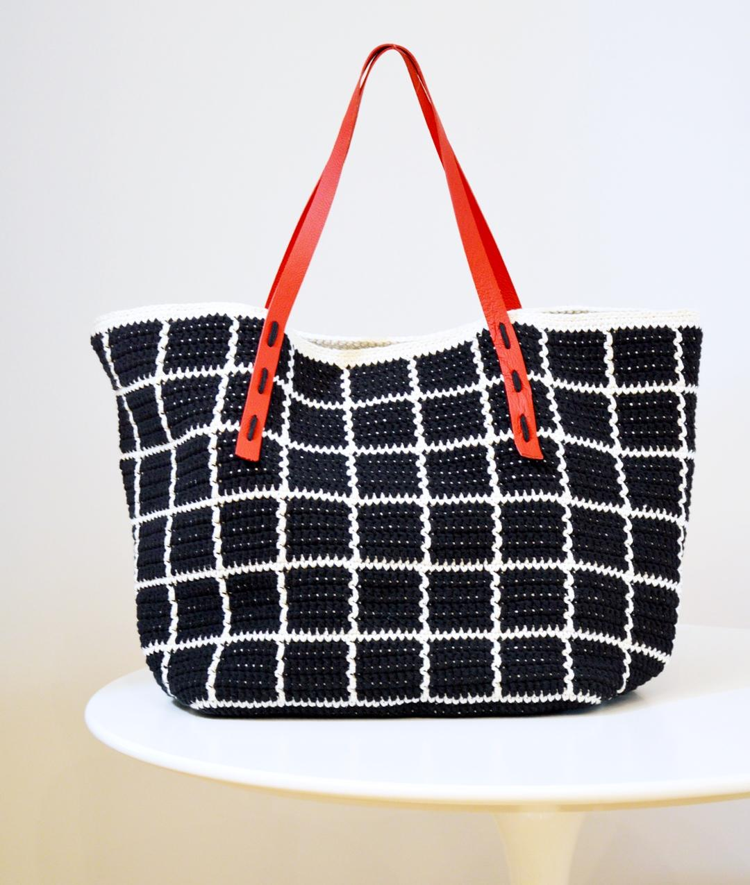 HANDBAGS & CLUTHES - Cotton - RUUDUKKO BAG - 1