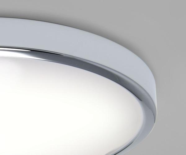 OSAKA LED 24W plafoniera cromo