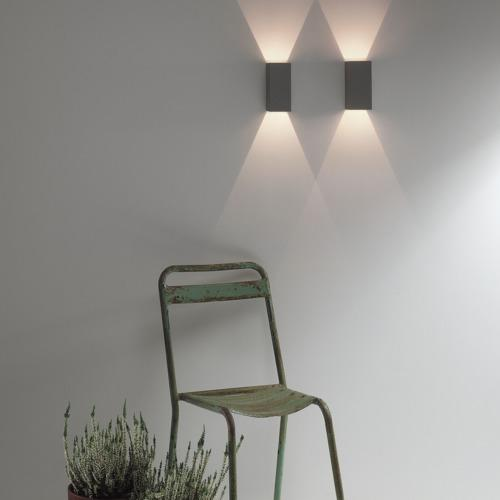 OSLO 160 LED bianco applique