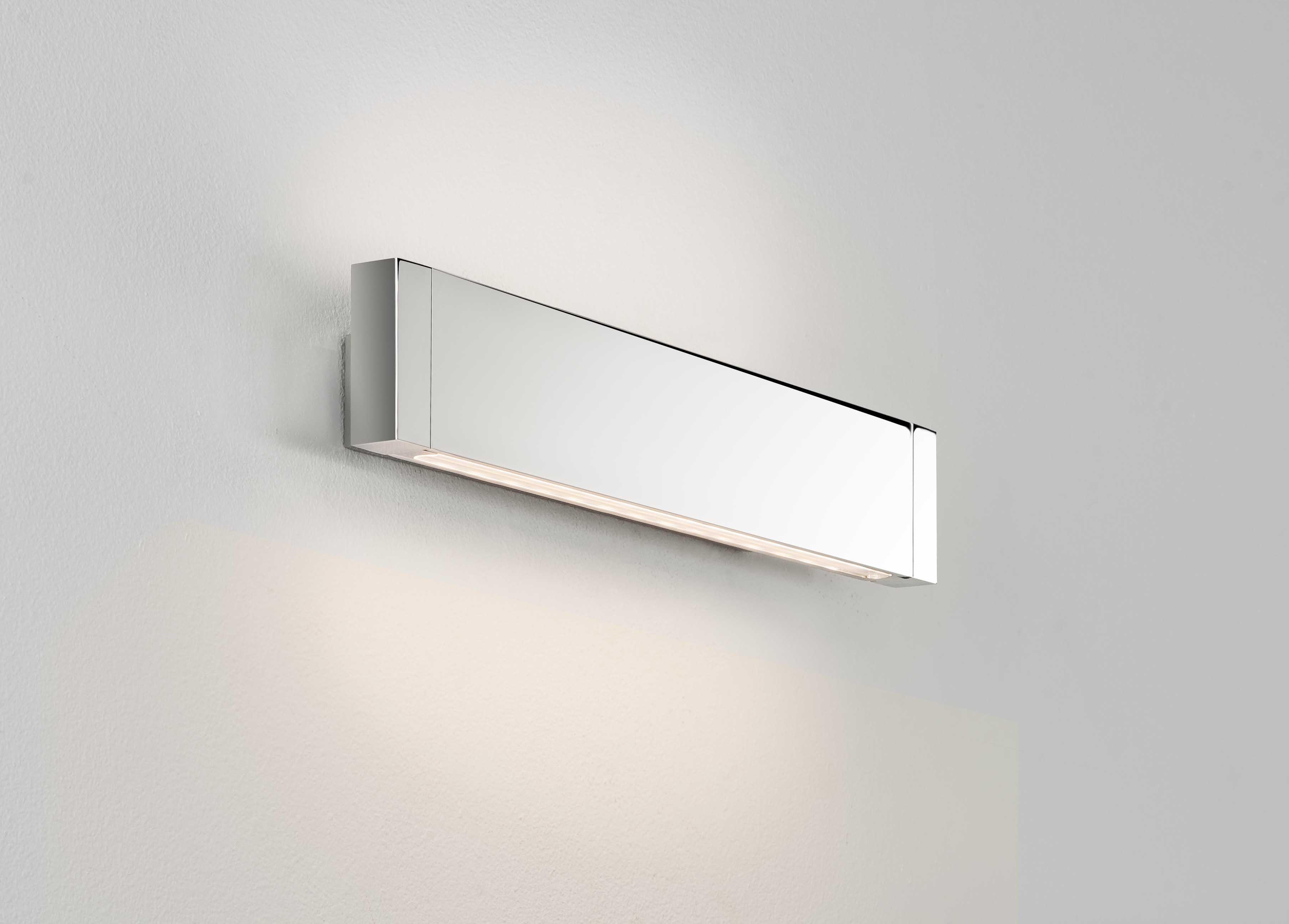 Bergamo led applique da parete anche per il bagno citylux - Applique per bagno ...