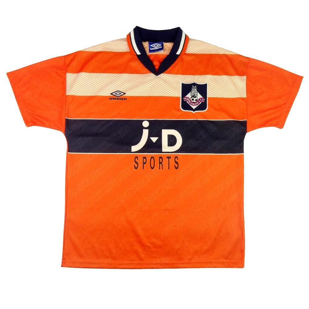 1995-96 Oldham  Maglia Away L
