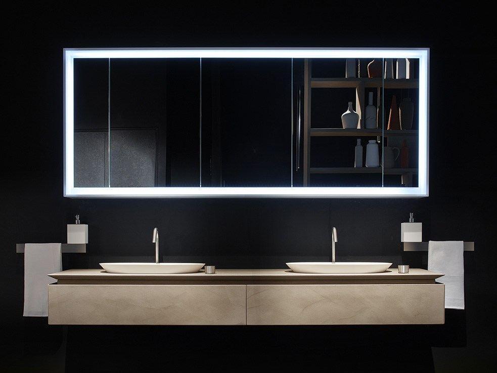 mobile bagno con doppio lavabo | casaecose.it - Bagni Moderni Con Doppio Lavabo