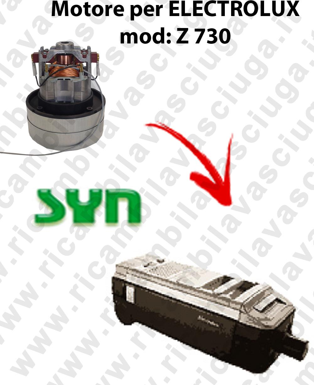 Z 730 automatic MOTORE SYN aspirazione per aspirapolvere ELECTROLUX