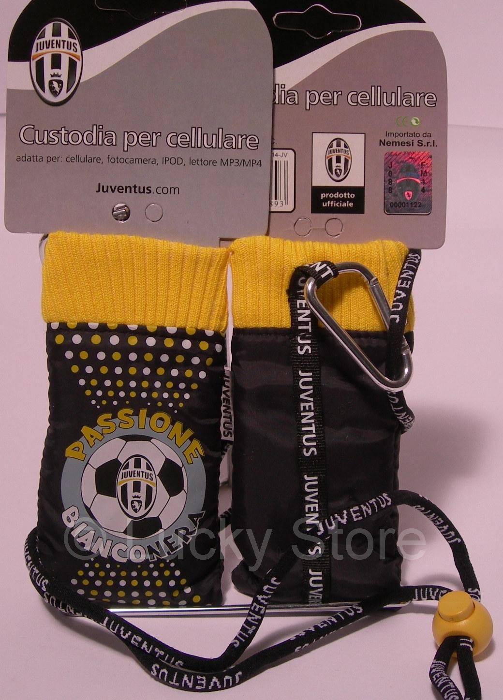 Juventus Custodia cellulare/mp3/mp4/Ipod ufficiale