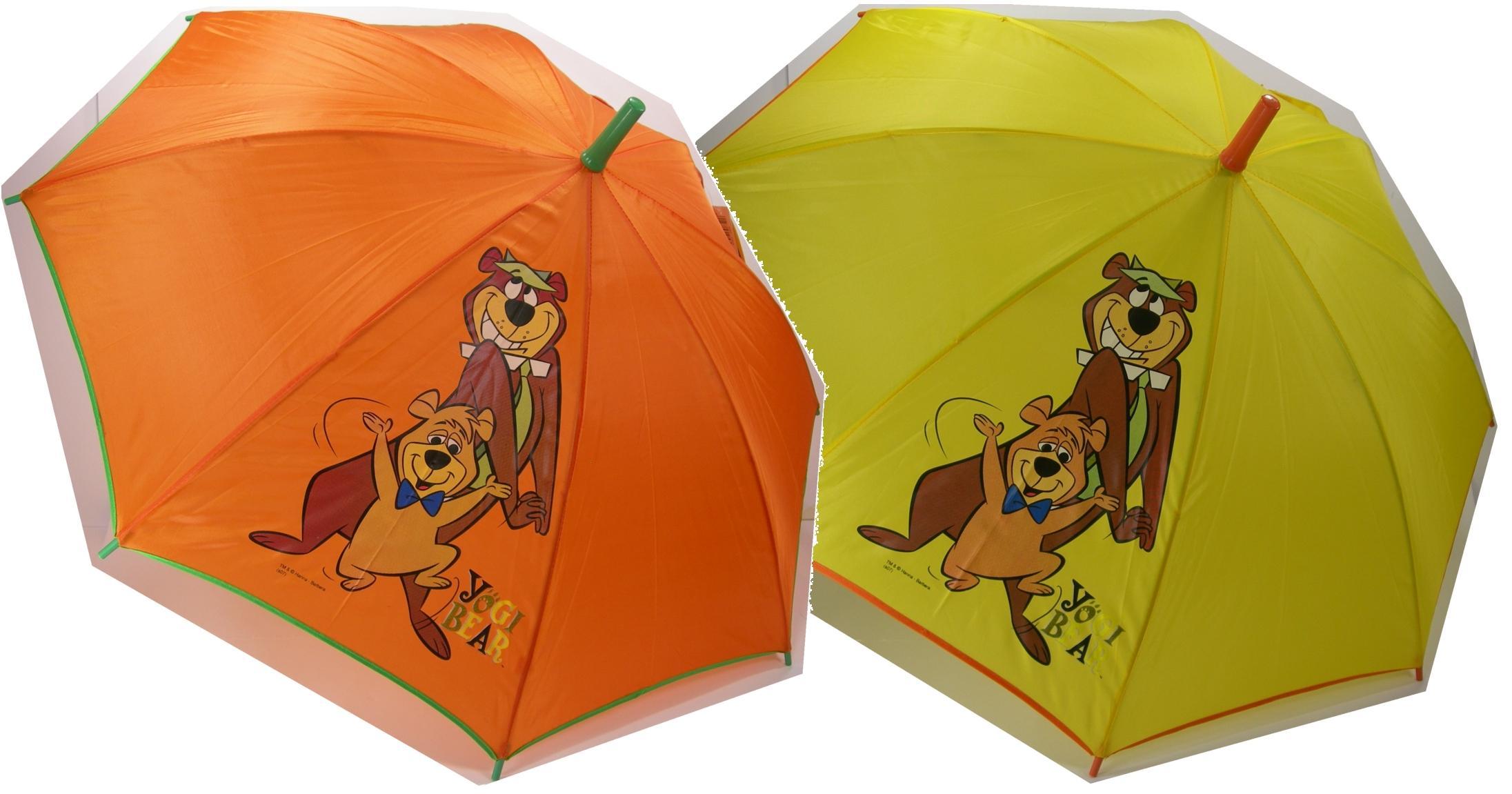 Hanna Barbera Orso Yoghi ombrello bambino