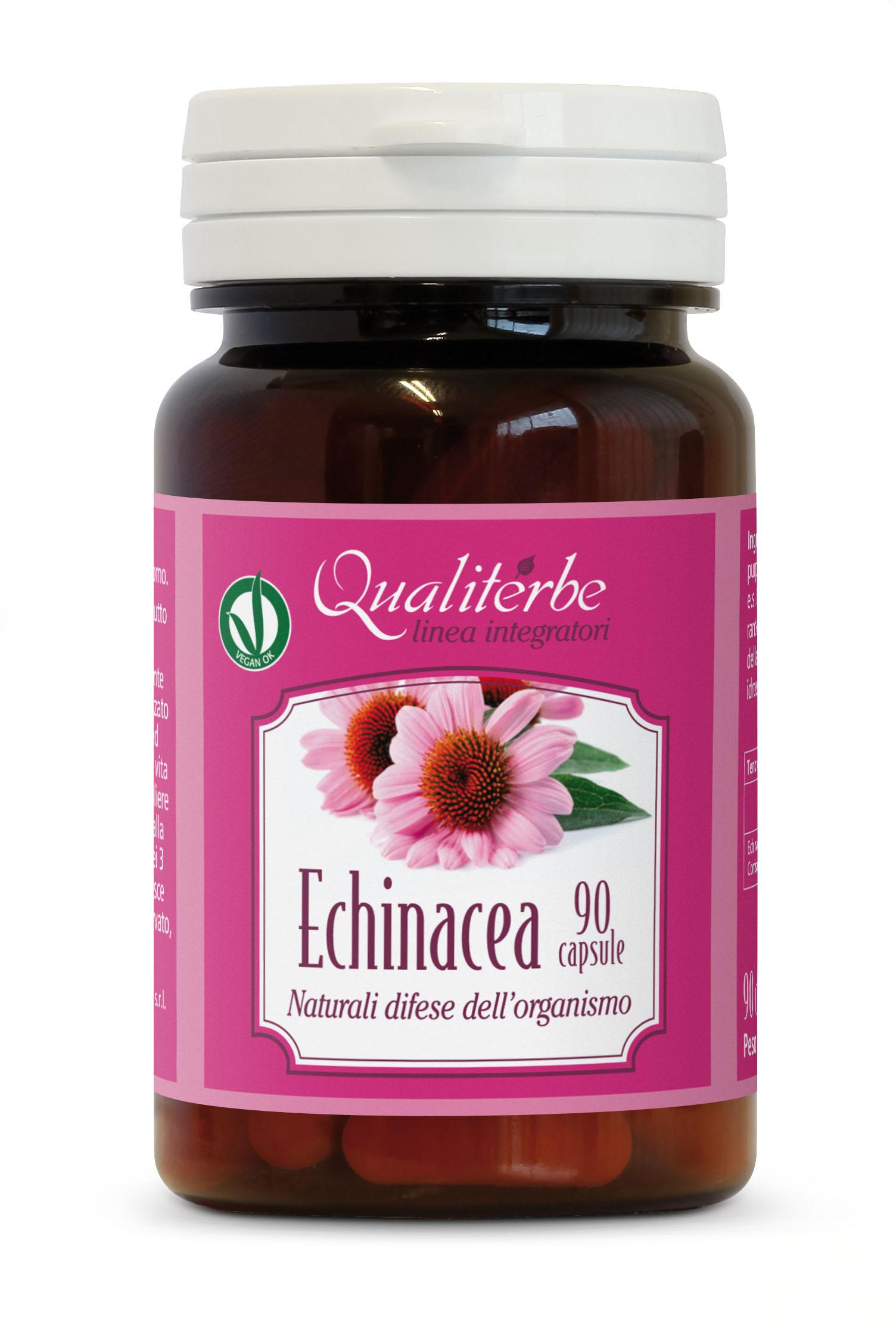 Qualiterbe - Echinacea 90 capsule