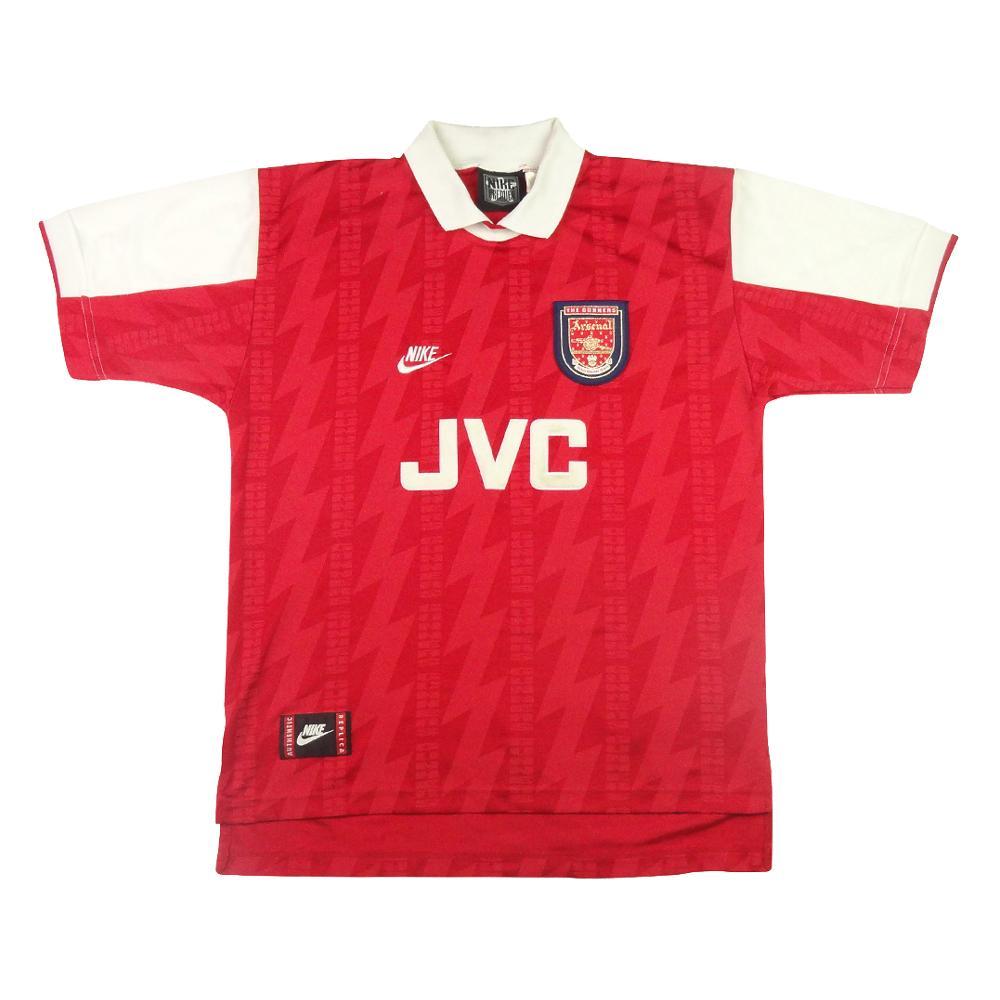 1994-96 Arsenal Maglia Home L