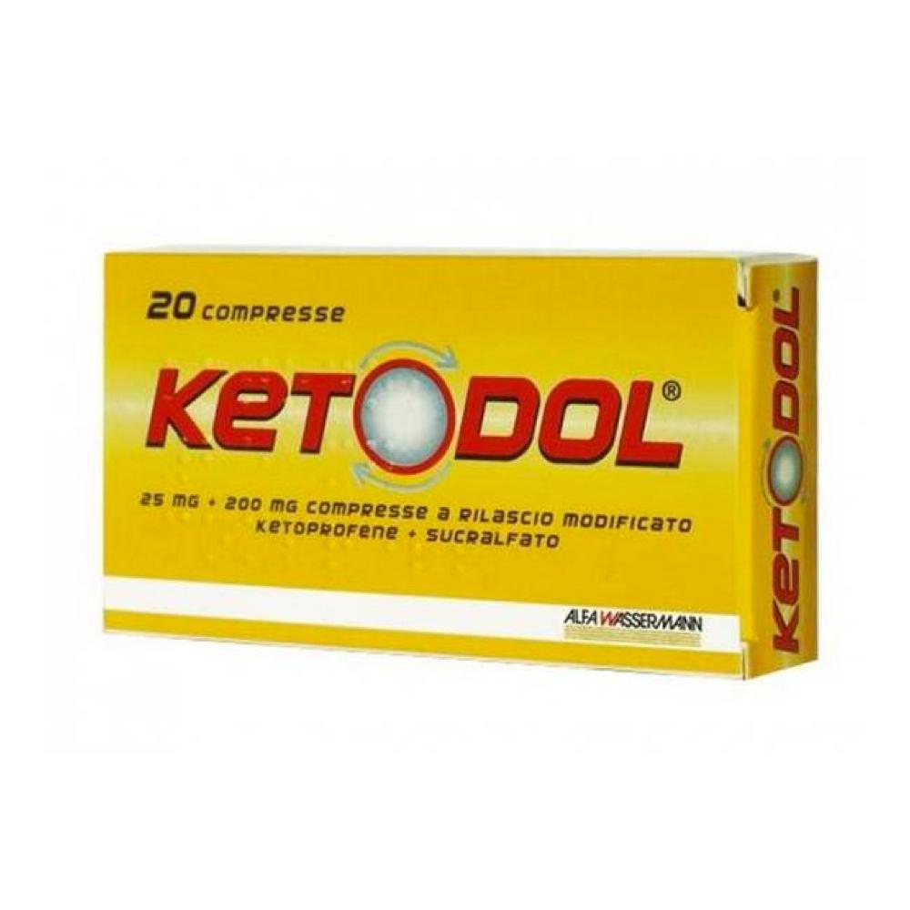 Ketodol compresse a base di ketoprofene utile come for Mal di testa da pressione alta