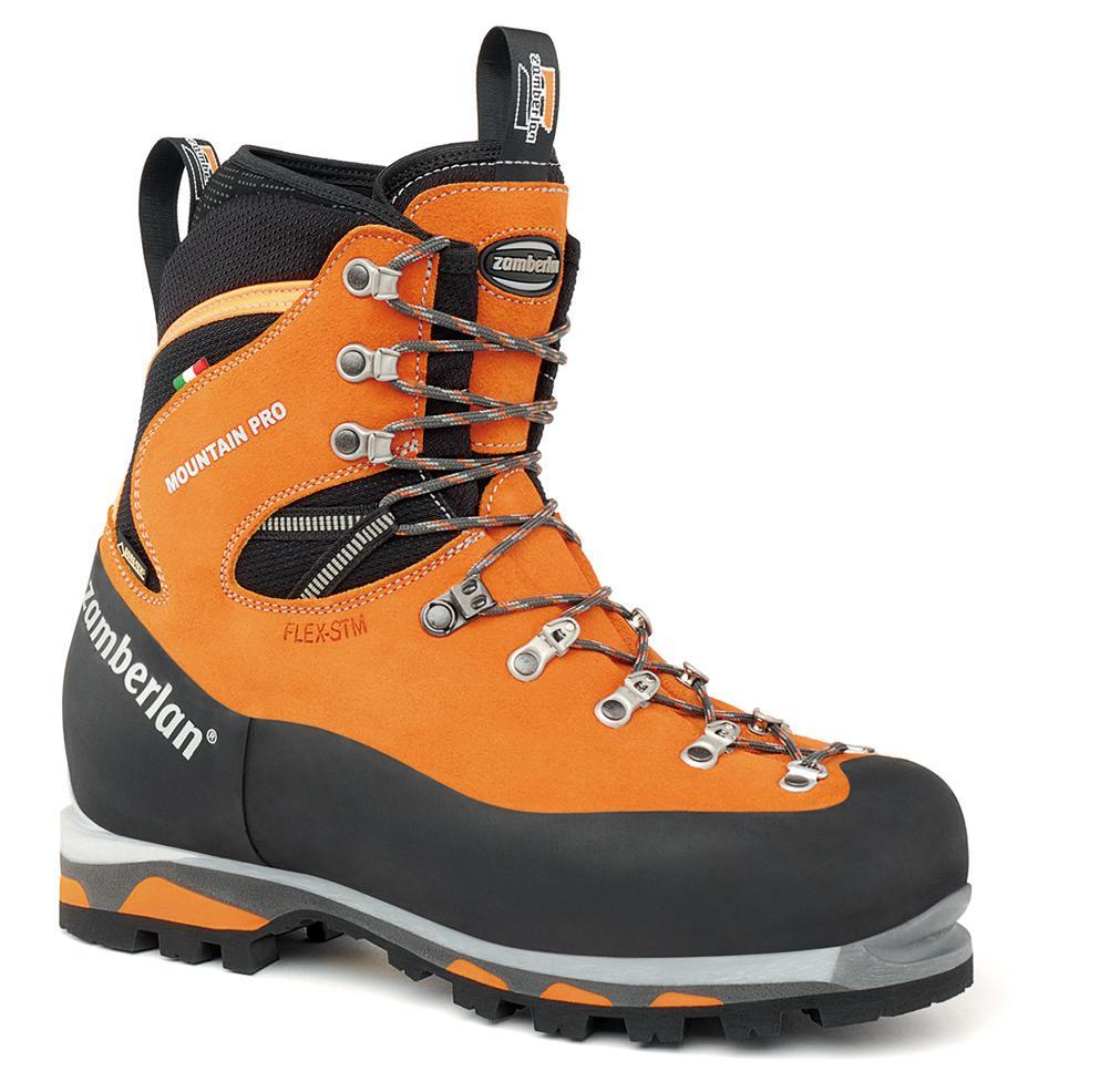 2090 MOUNTAIN PRO GTX RR    -   Scarponi  Alpinismo   -   Black/Orange