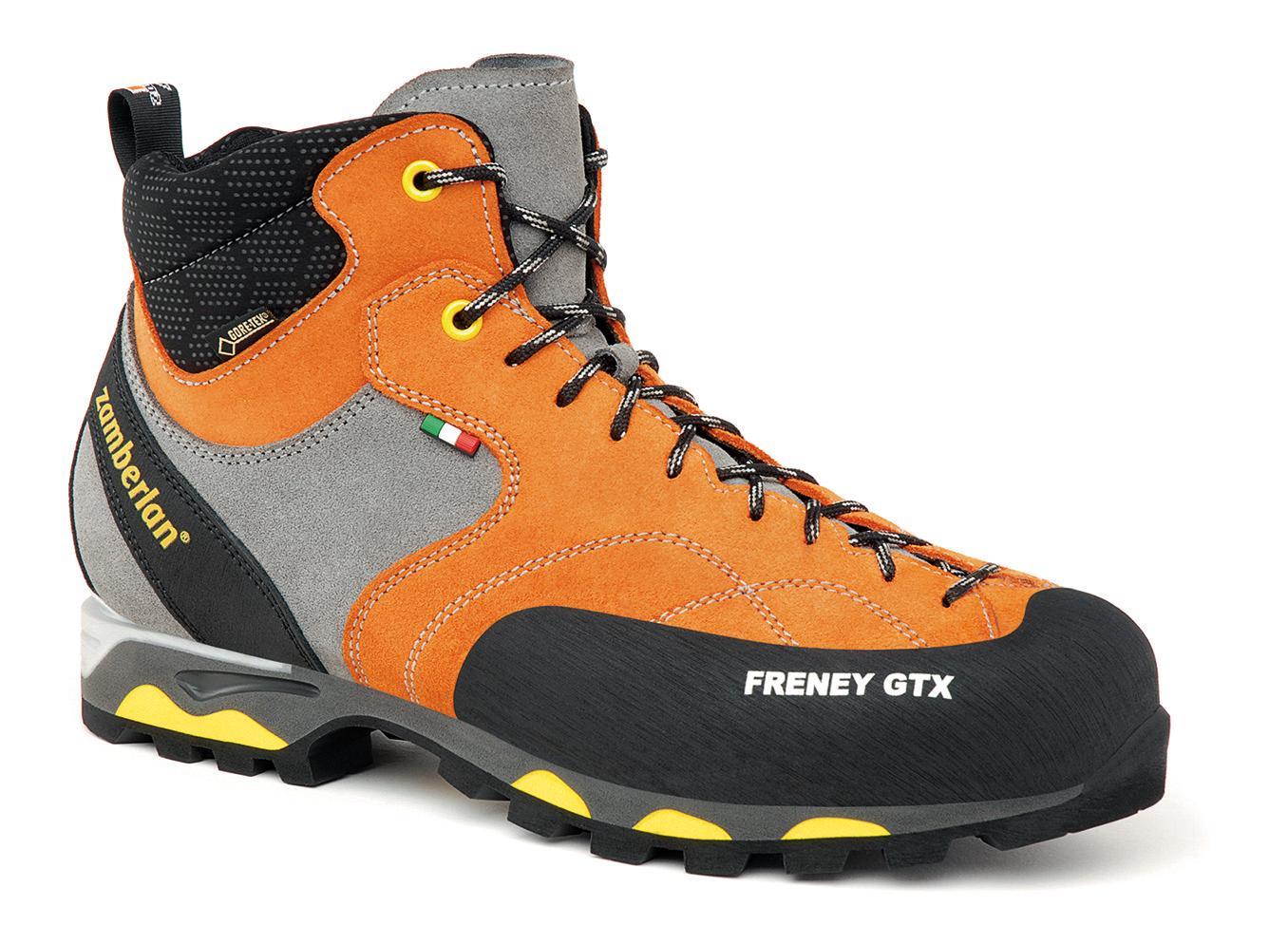 2197 FRENEY GTX RR   -   Scarponi  Alpinismo   -   Orange