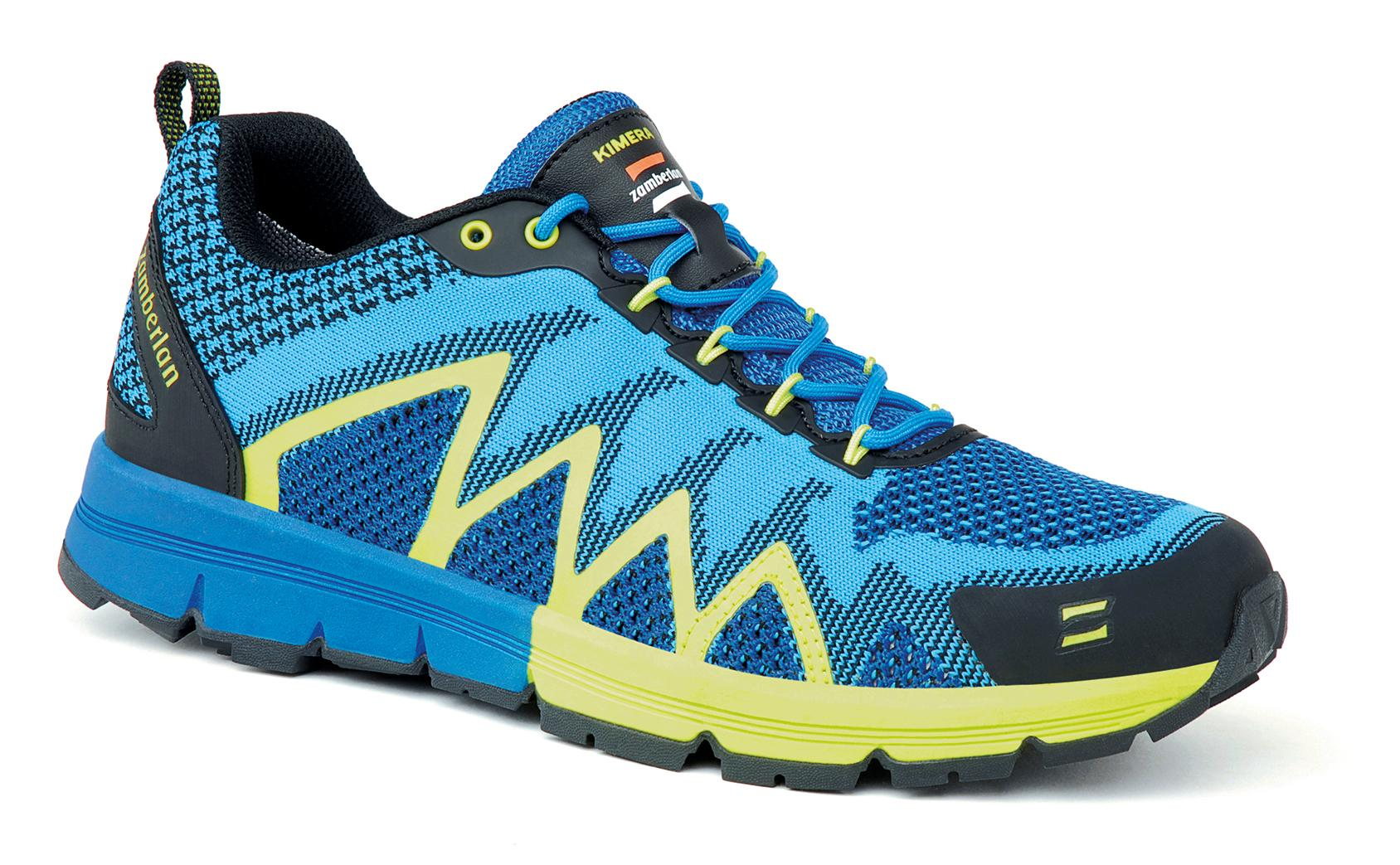 123 KIMERA RR   -   Scarpe  Hiking   -   Blue