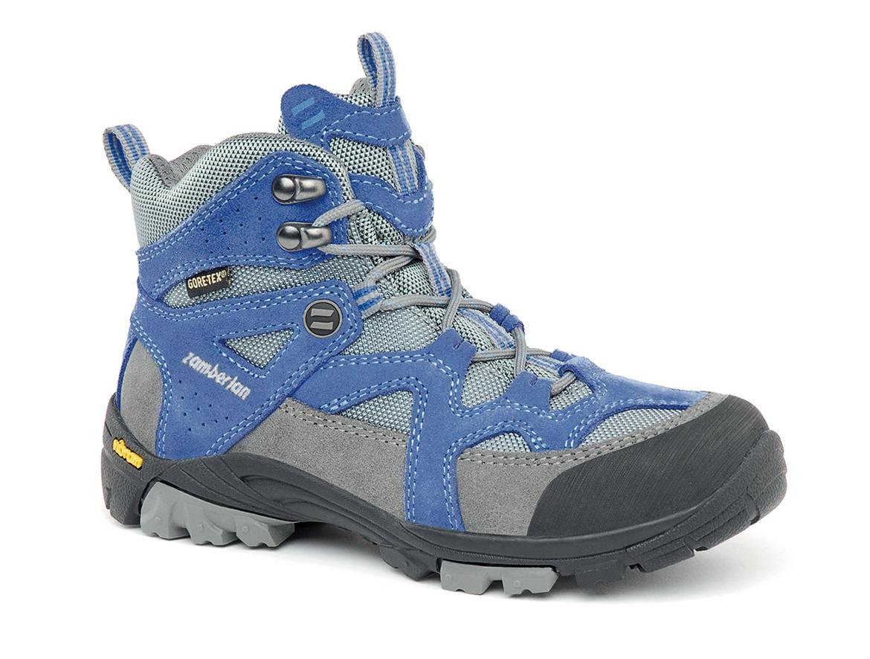 146 QUANTUM GTX RR JR   -   Scarponi  Hiking   -   Cobalt/Grey