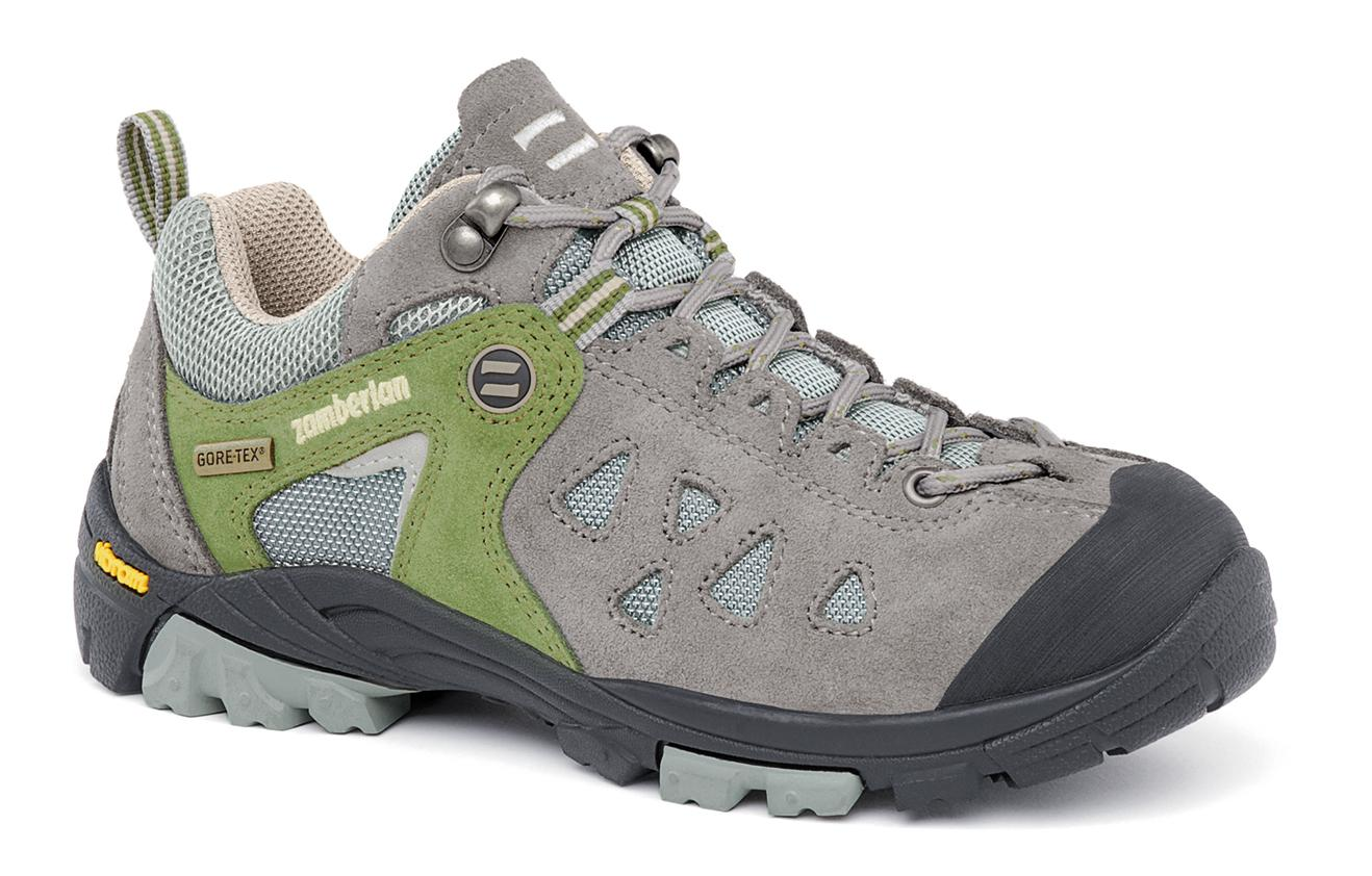 141 ZENITH GTX® RR JR   -   Scarpe  Hiking   -   Aloe/Grey