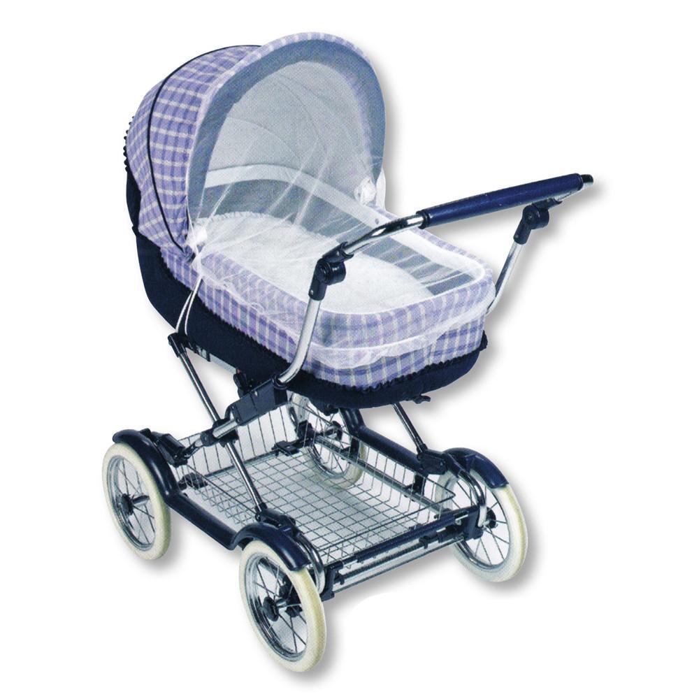 b1814f6f5e Zanzariera carrozzina elasticizzata universale artigianale Babysanity