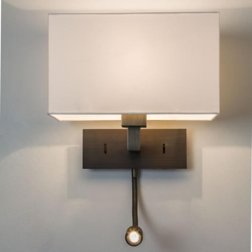 PARK LANE LED applique bronzo