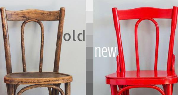 Riciclo creativo: 5 idee per decorare sedie vecchie e