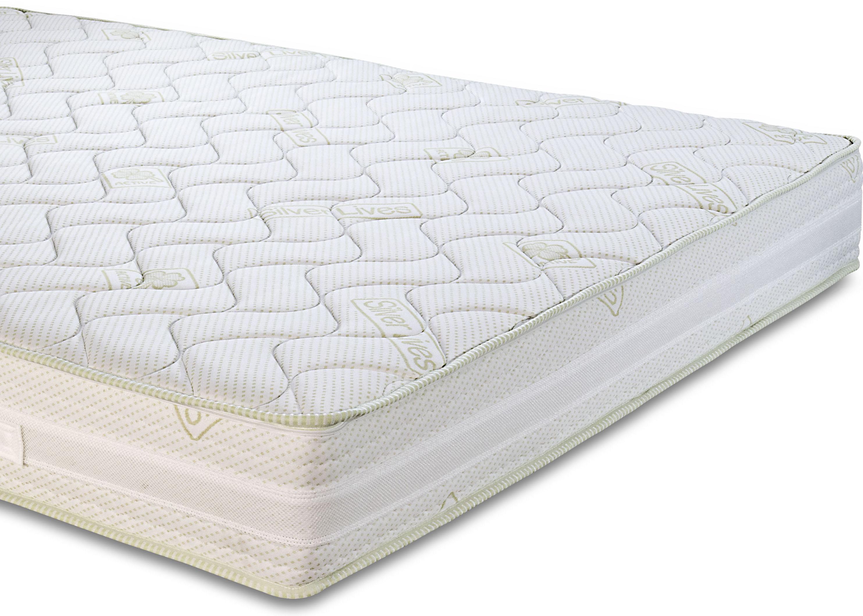 matelas en mousse a memoire de forme h 25 silver confort onda 4. Black Bedroom Furniture Sets. Home Design Ideas