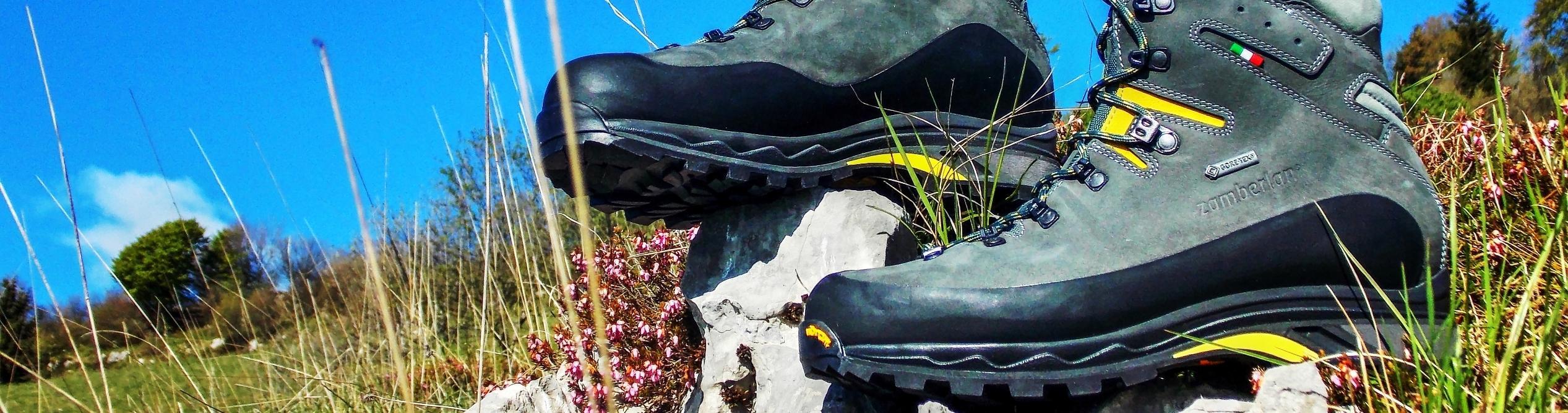 best sneakers ae497 d4f56 Scarpe trekking uomo   Zamberlan