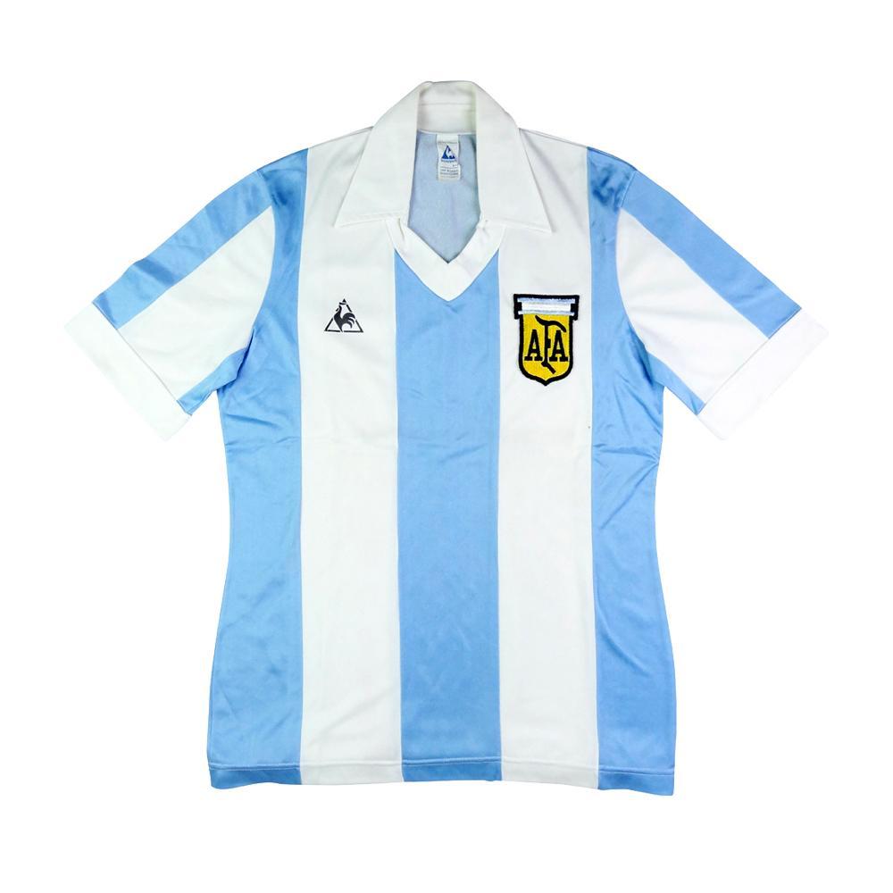 1980-82 Argentina Maglia Home M (Top)