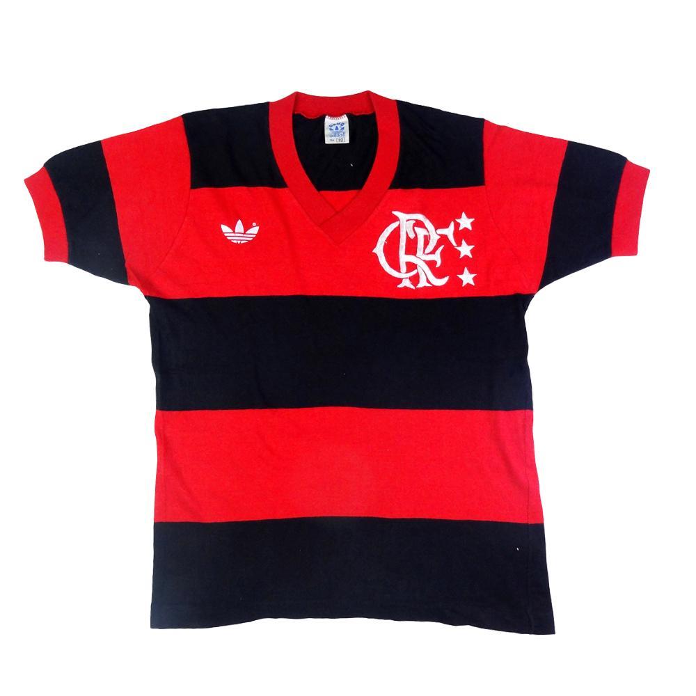 1981-83 Flamengo Maglia Home M (Top)