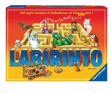 LABIRINTO RAVENSBURGER 26447 RAVENSBURGER