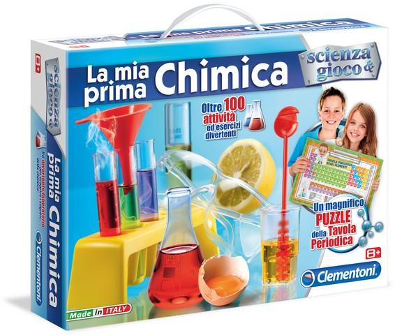 LA MIA PRIMA CHIMICA 12800 CLEMENTONI