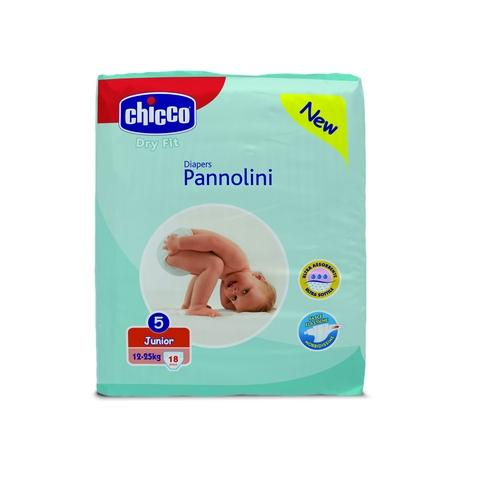 PANNOLINI DRY FIT 5 JUNIOR CHICCO 03924 ARTSANA CHICCO