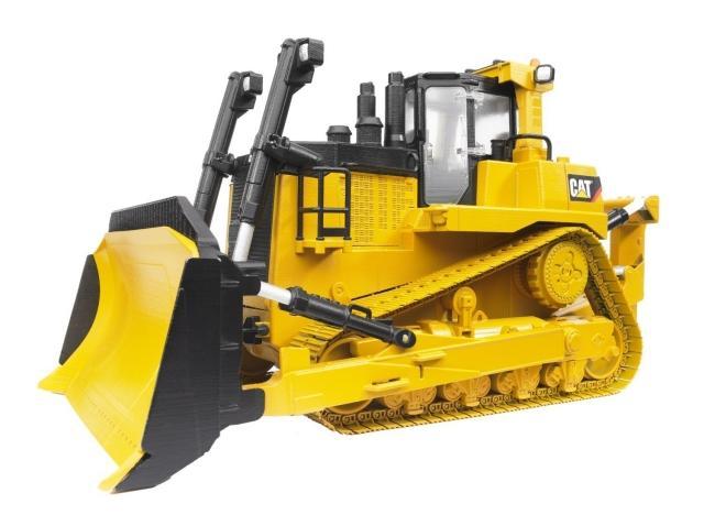 BRUDER CAT LARGE TRACK-TYPE TRACTOR 02452 BRUDER