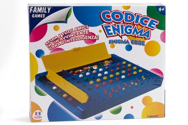 GIOCO CODICE ENIGMA 36521 GLOBO