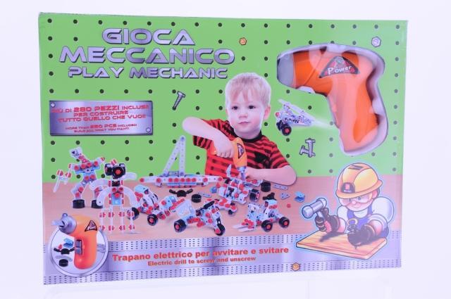 MECKAMIK 280PZ. C/TR 36466 GLOBO