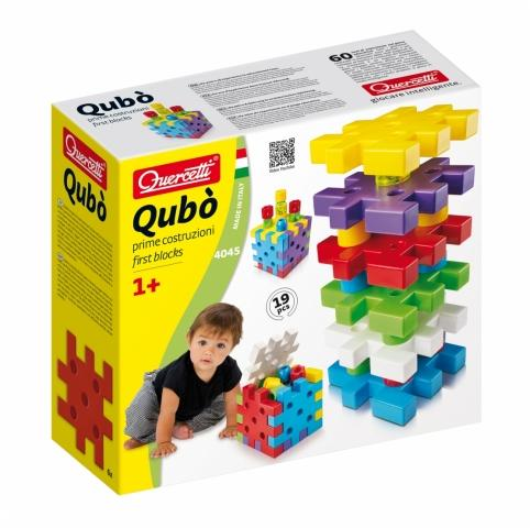 QUBO. FIRST BLOCKS 4045 QUERCETTI