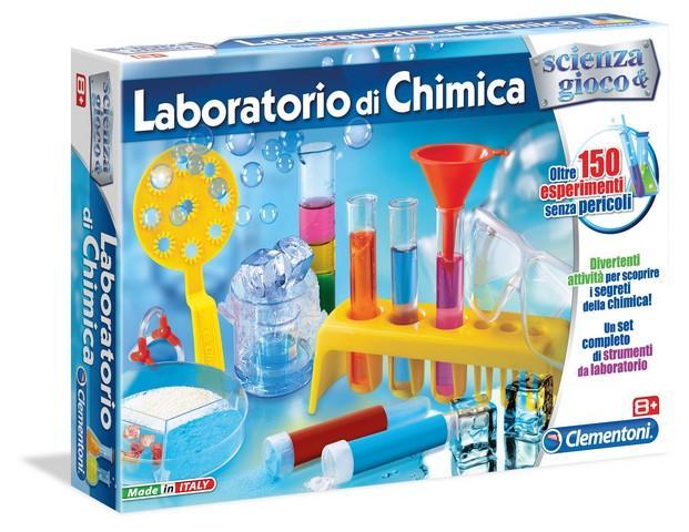 LABORATORIO DI CHIMICA ESCL NT 13908 CLEMENTONI