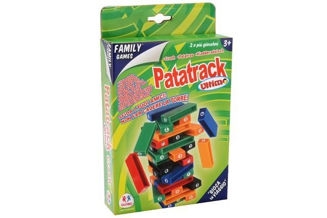 GIOCO PATATRACK TASCABILE 45PZ 37084 GLOBO