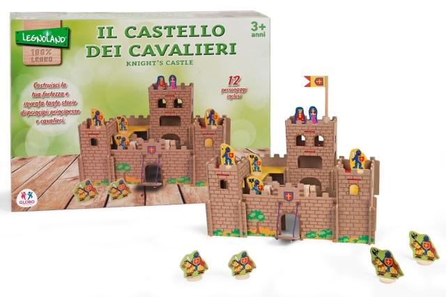 CASTELLO IN LEGNO 12PERSON/ACC 36577 GLOBO