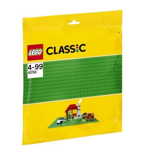 LEGO Classic Base verde 10700 LEGO S.P.A.