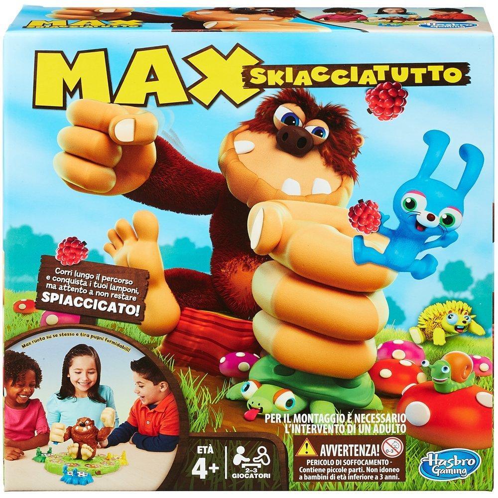 MAX SKIACCIATUTTO B22661030 HASBRO EUROPA