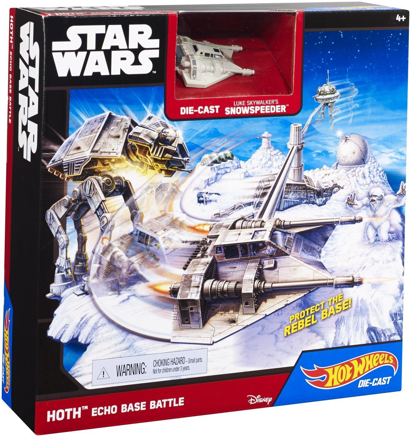 STAR WARS NAVICELLE SPAZIALI PLAYSET CGN33 MATTEL TOYS
