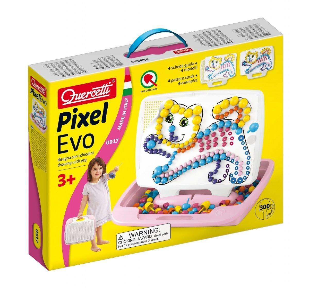 PIXEL EVO GIRL LARGE 0917 QUERCETTI