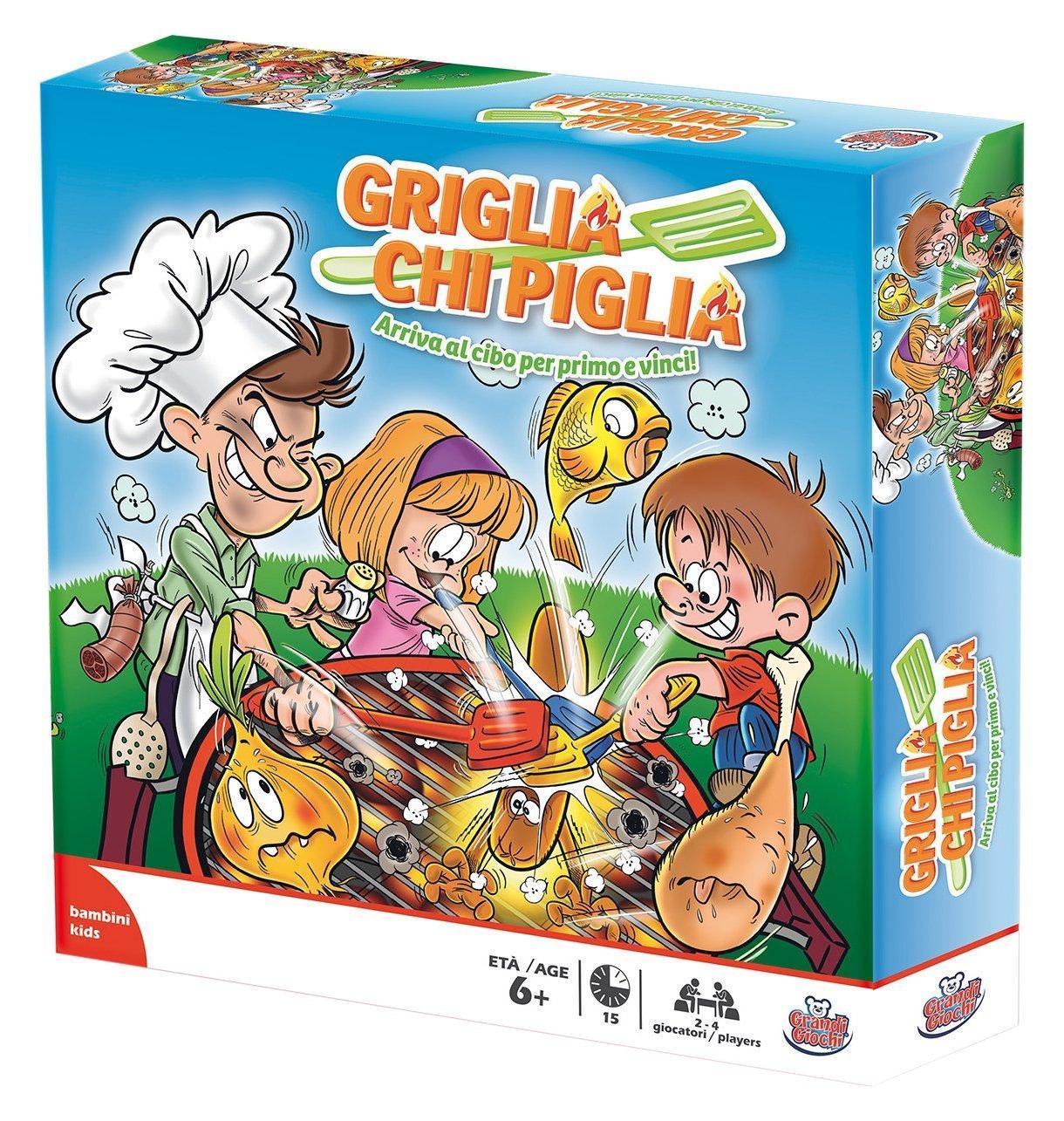 GRIGLIA CHI PIGLIA GG00180 STARTRADE GRANDI GIOCHI