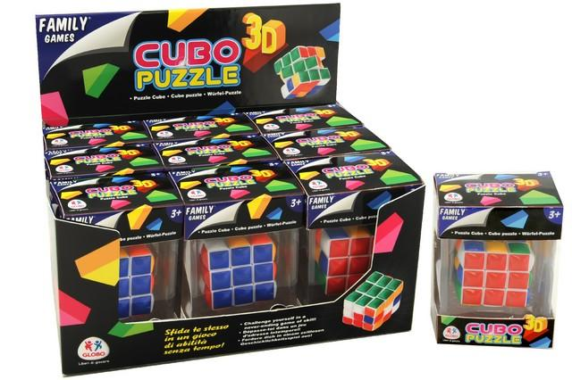 CUBO MAGICO 9PZ D/BOX 37966 GLOBO