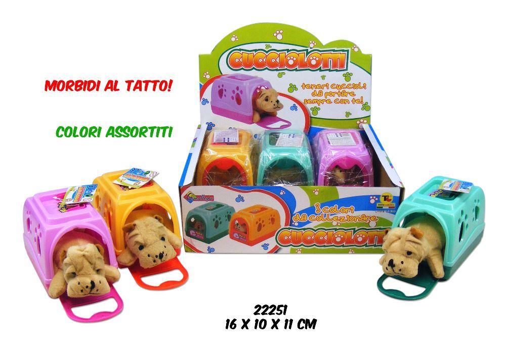 CUCCIA CAGNOLINO 22251 TOYS GARDEN