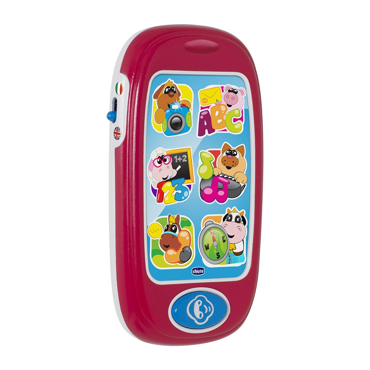 CHICCO ABC SMARPHONE ANIMALI 07853 ARTSANA CHICCO