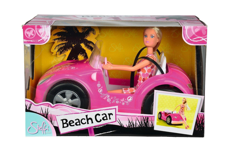 Steffi Love con Auto Cabrio 573-8332 SIMBA NEW