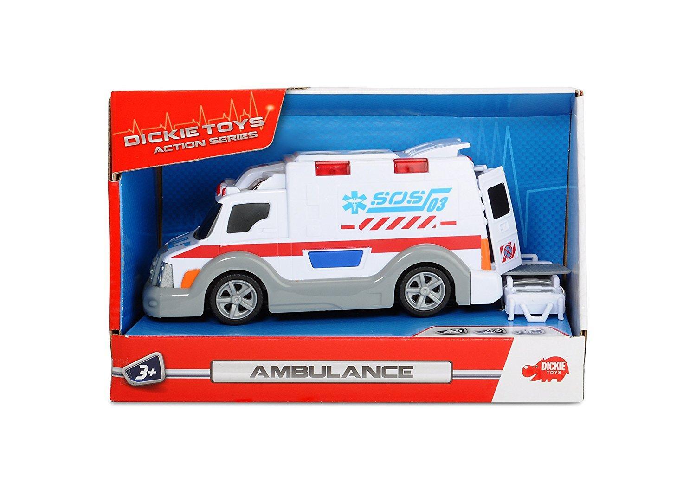 Dickie Ambulanza cm.15 203302004 SIMBA NEW