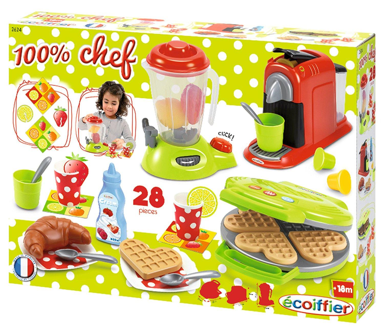100% Chef Maxi Set degli elettrodomestici 28 pz 7600002624 SIMBA NEW