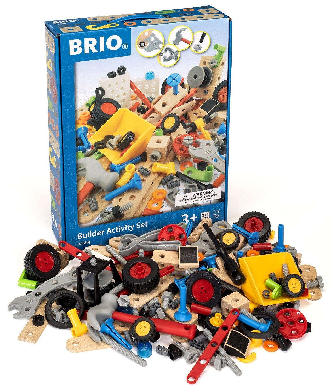 BRIO set attivit     costruzioni 34588 RAVENSBURGER