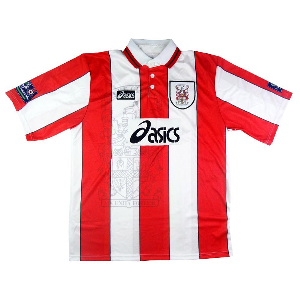 1996-97 Stoke City Maglia Home XL (Top)